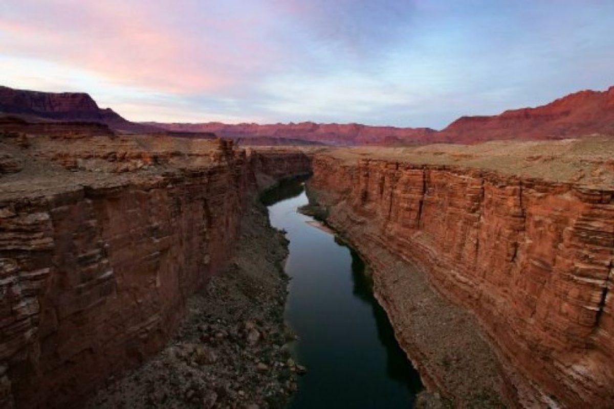 El Gran Cañón Foto:Getty Images. Imagen Por: