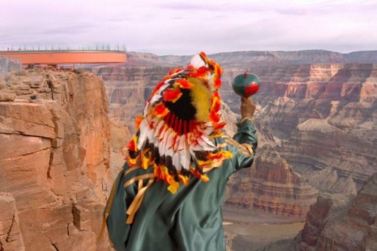 También conocido como el Gran Cañón del Colorado. Foto:Getty Images. Imagen Por: