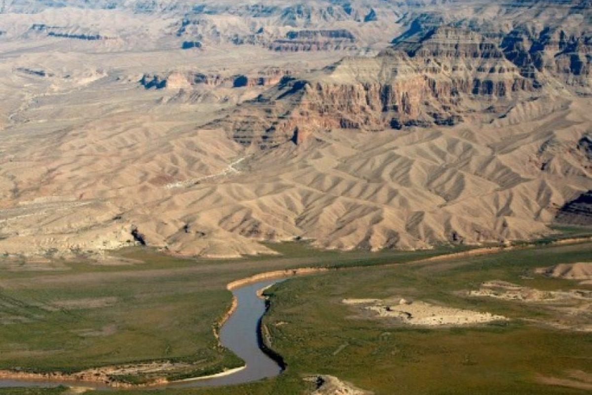 A través de este pasa el río Colorado. Foto:Getty Images. Imagen Por: