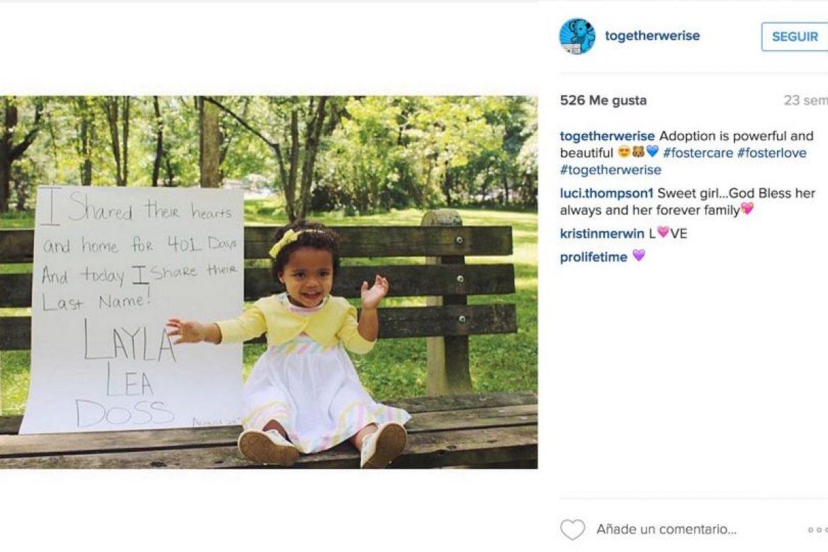 """""""Compartí su corazón y su estancia durante 401 días y hoy comparto su apellido"""" Foto:Instagram.com/togetherwerise/. Imagen Por:"""