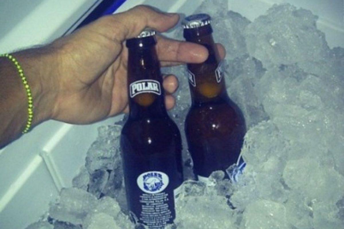 Cerveza Polar Foto:instagram.com/polarpilsen/. Imagen Por: