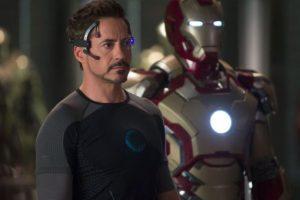 La primera cinta de Iron Man llegó en el año 2008 Foto:Marvel. Imagen Por: