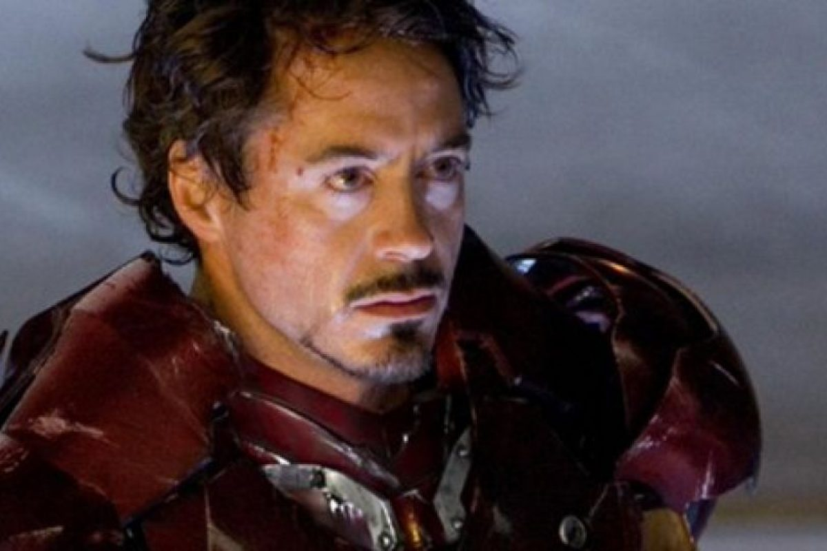 La segunda en 2010 Foto:Marvel. Imagen Por: