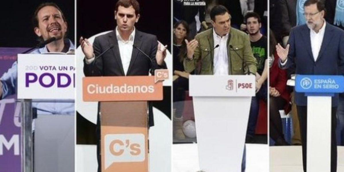 Vuelta a la carrera por las legislativas en España
