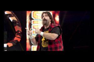 Foley en 2012 Foto:WWE. Imagen Por: