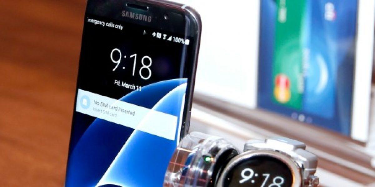 Última versión de su smartphone empuja ganancias de Samsung en el primer trimestre