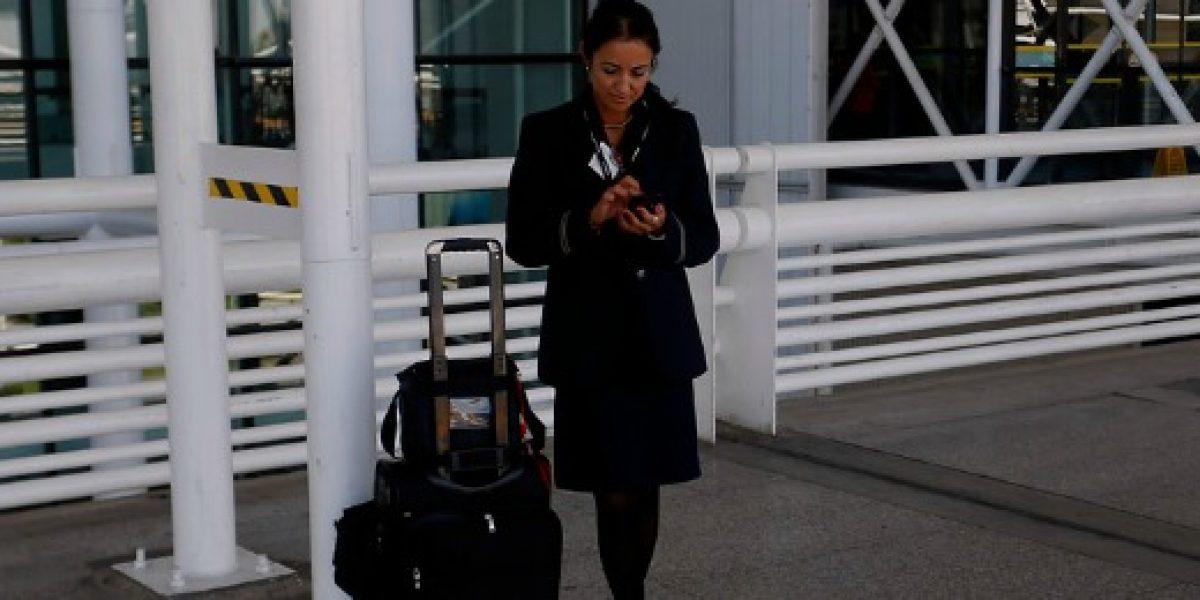 Habilitan wifi gratuito en el aeropuerto de Santiago