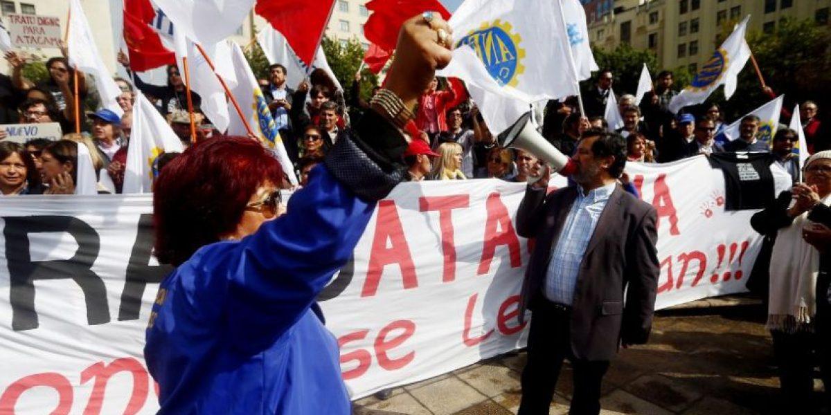 Deponen paro en Atacama y vuelven a las conversaciones con el Gobierno