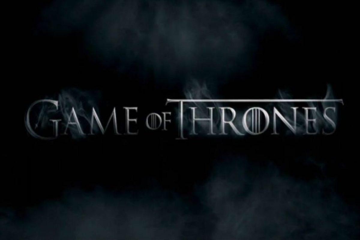 """""""Game of Thrones"""" rompió récord de piratería en el estreno de su sexta temporada. Foto:GoT. Imagen Por:"""