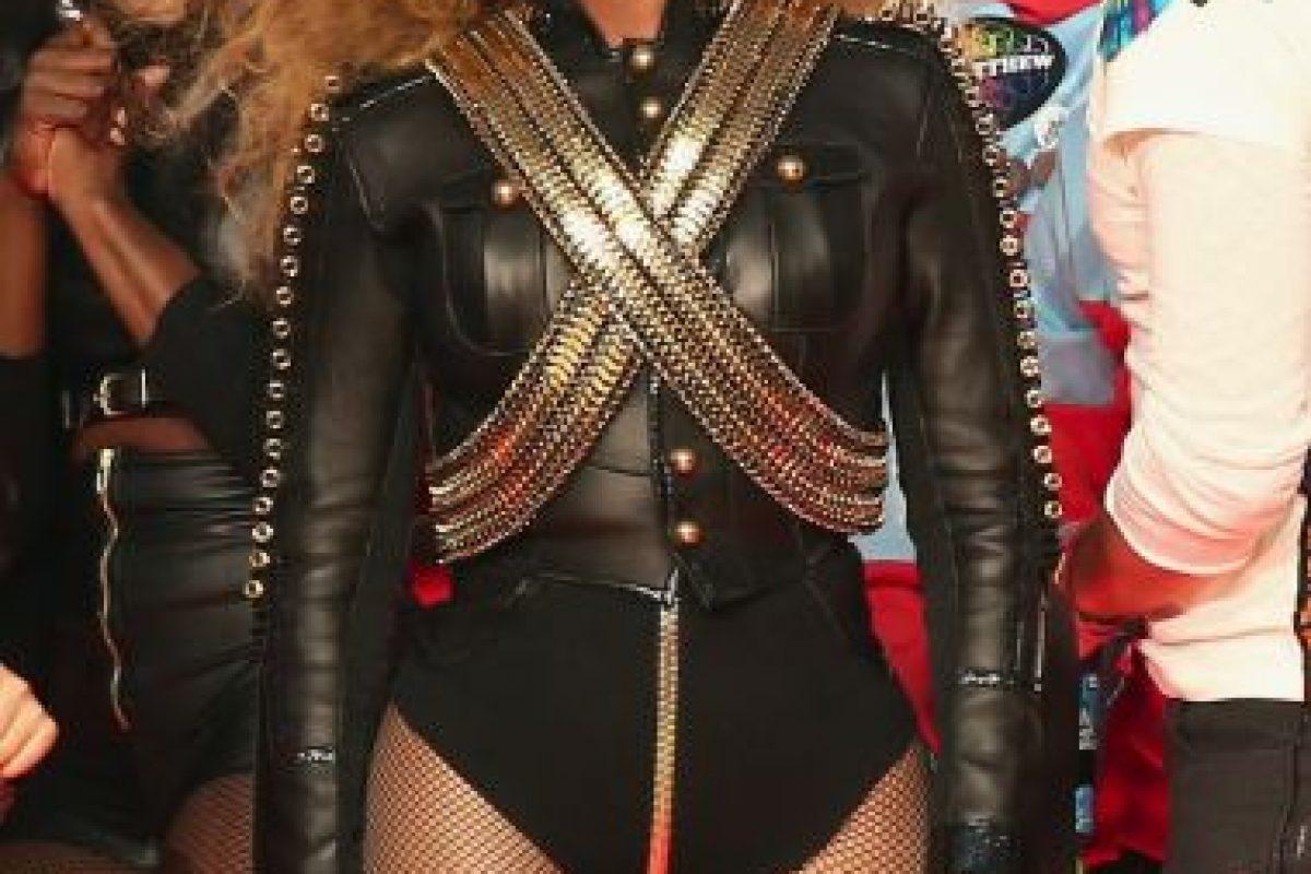 """El pasado fin de semana Beyoncé sorprendió a sus fans con la presentación de un avance de su sexto álbum """"Lemonade"""" en el canal """"HBO"""" de Estados Unidos. Foto:Getty Images. Imagen Por:"""