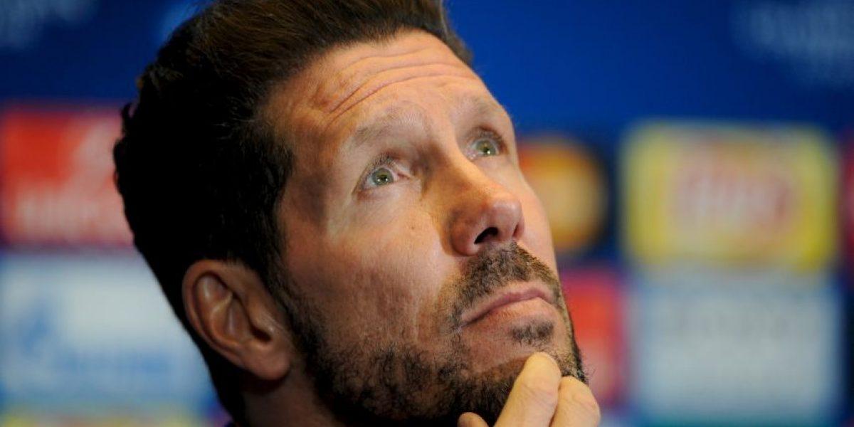 Diego Simeone cumple 46 años con un pie en la final de la Champions