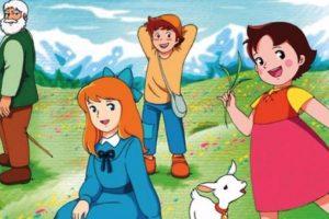 """Heidi"" se estrenó en 1974. Foto:vía Fuji TV. Imagen Por:"