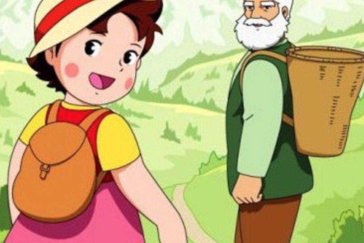 """Su canción más famosa fue """"Dime Abuelito"""". Foto:vía Fuji TV. Imagen Por:"""