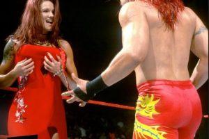 Lita en 2000 Foto:WWE. Imagen Por: