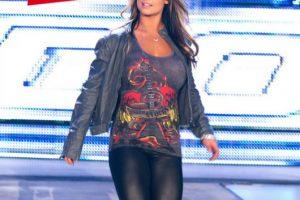 Kaitlyn en 2010 Foto:WWE. Imagen Por: