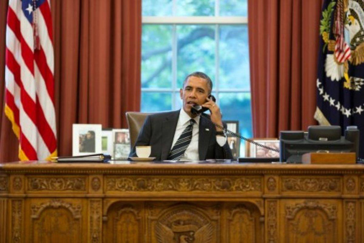Conocida como la residencia y oficina oficial del presidente de Estados Unidos. Foto:Getty Images. Imagen Por: