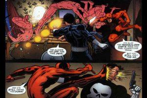 Combate el mal con métodos violentos y sangrientos. Foto:Marvel. Imagen Por: