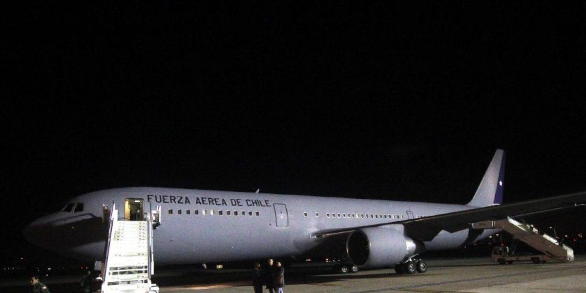 El millonario gasto del avión presidencial en los últimos tres años