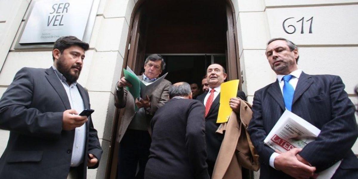 Funcionarios del Servel rechazaron cuestionamientos de la Nueva Mayoría