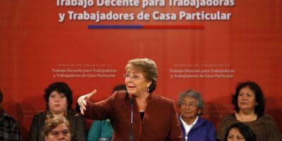 Presidenta Bachelet: fallo del TC afecta el cumplimiento de compromisos internacionales