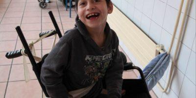 La difícil misión que realiza el Pequeño Cottolengo con niños discapacitados