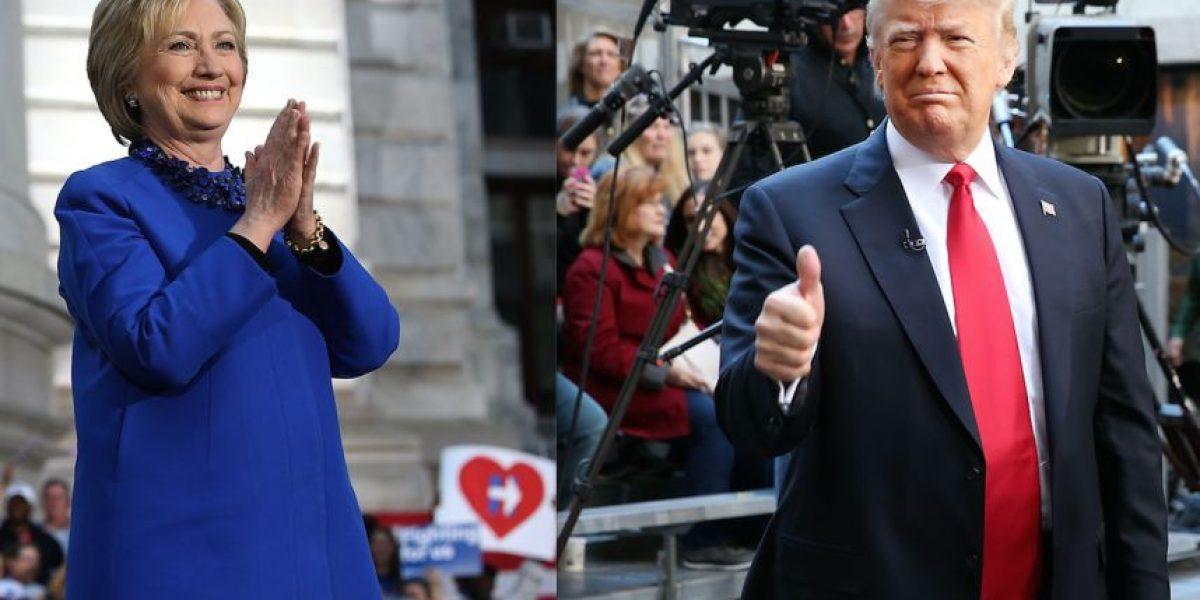 Primarias EEUU: lo que dice la vestimenta de los candidatos