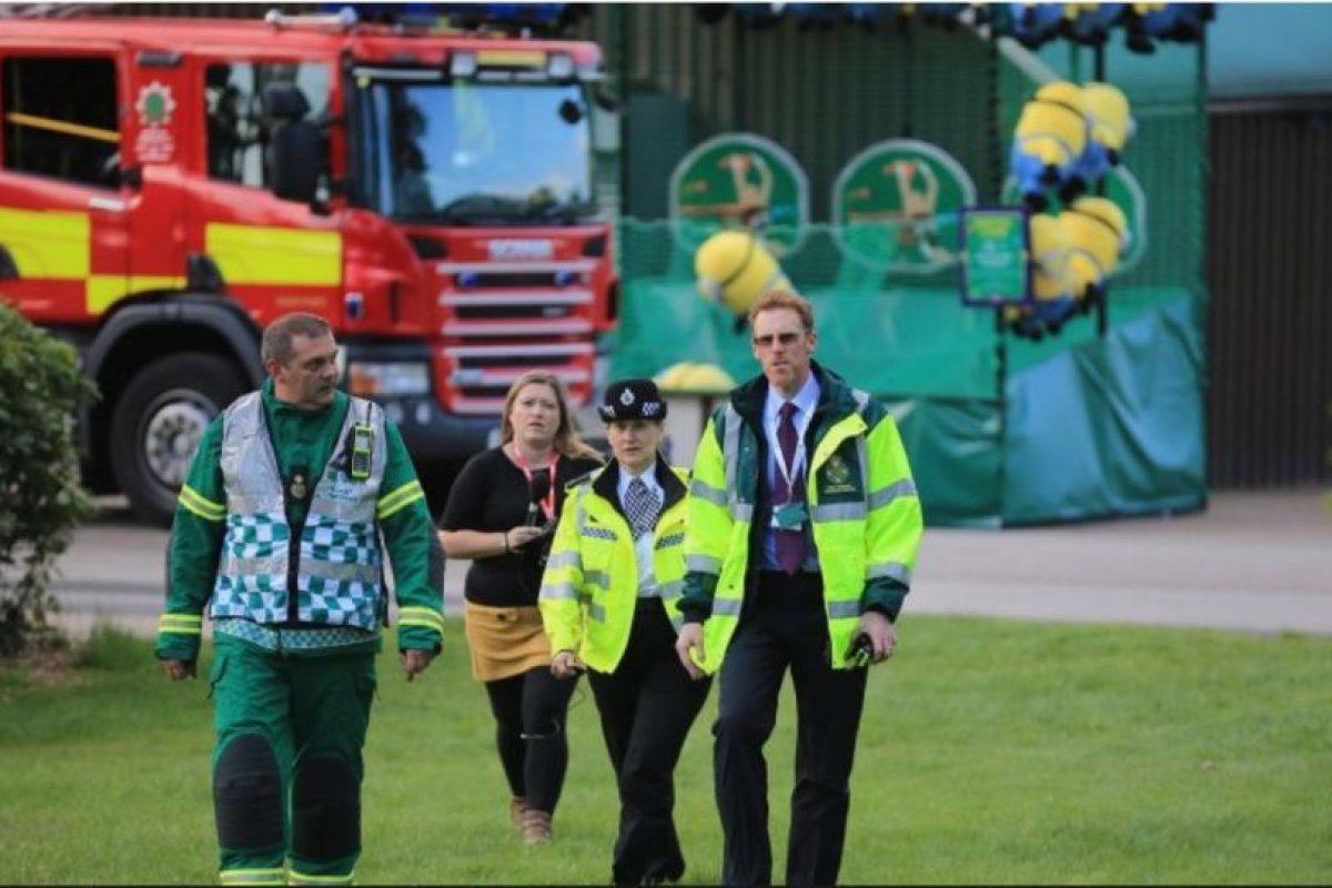 Eligen una montaña rusa para su primera cita y terminan heridos Foto: Getty Images. Imagen Por: