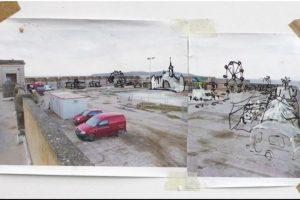Pretendía lograr una reflexión en los asistentes respecto a los problemas sociales en la actualidad. Foto:Dismaland.co.uk. Imagen Por: