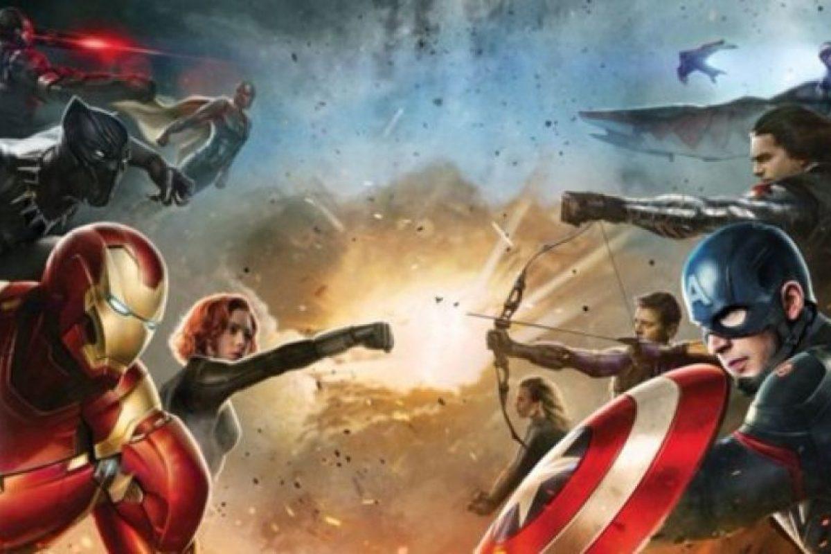 ¿Quién ganará? Foto:Marvel. Imagen Por: