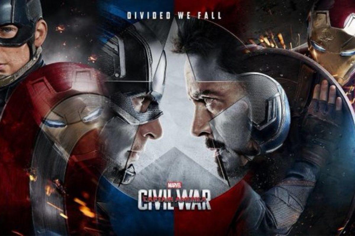 La épica batalla Foto:Marvel. Imagen Por: