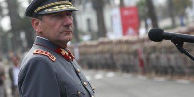 Investigan millonario patrimonio de ex comandante en jefe del Ejército