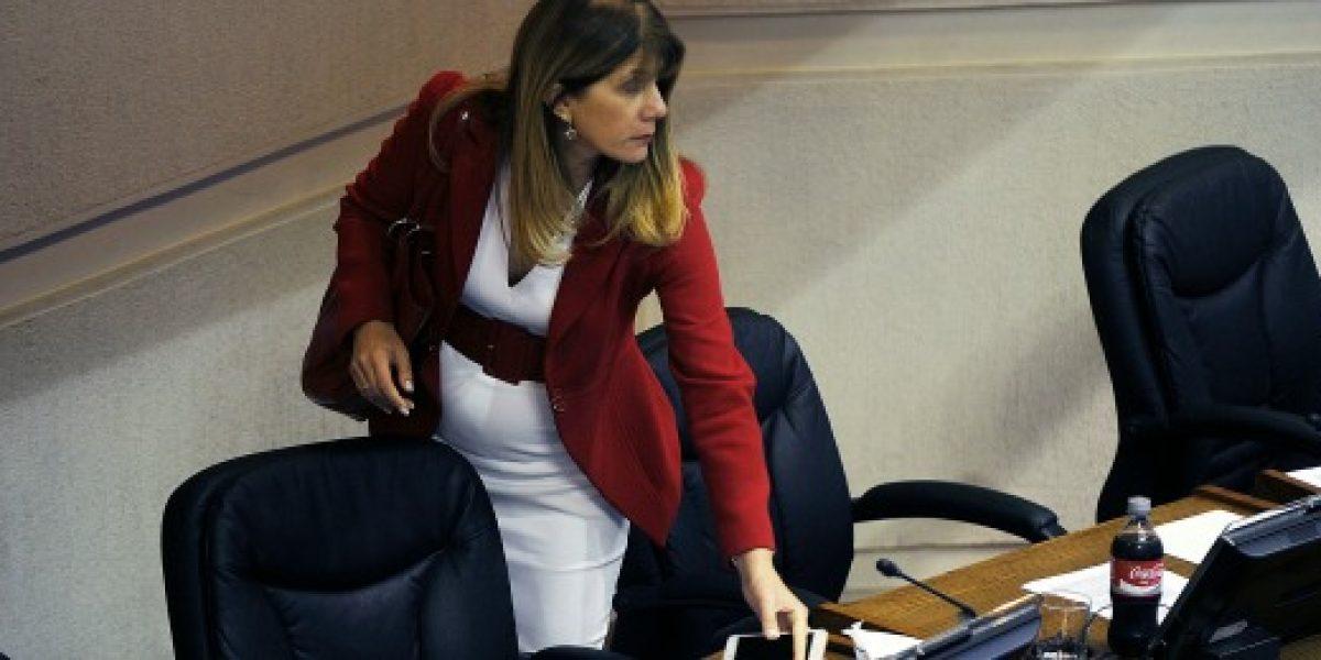 Ministra Rincón asegura que Gobierno vetará proyecto de R. Laboral