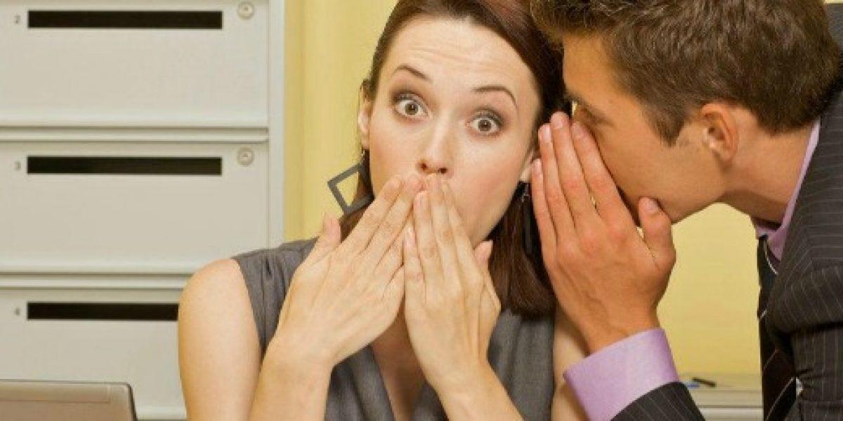 Cómo lidiar con los rumores en la oficina