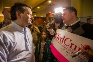 Cruz tiene solo 566 delegados de mil 237 que necesita para ser nominado. Foto:AP. Imagen Por: