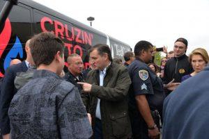 Cruz es senador de Estados Unidos por el estado de Texas desde 2013 Foto:AP. Imagen Por: