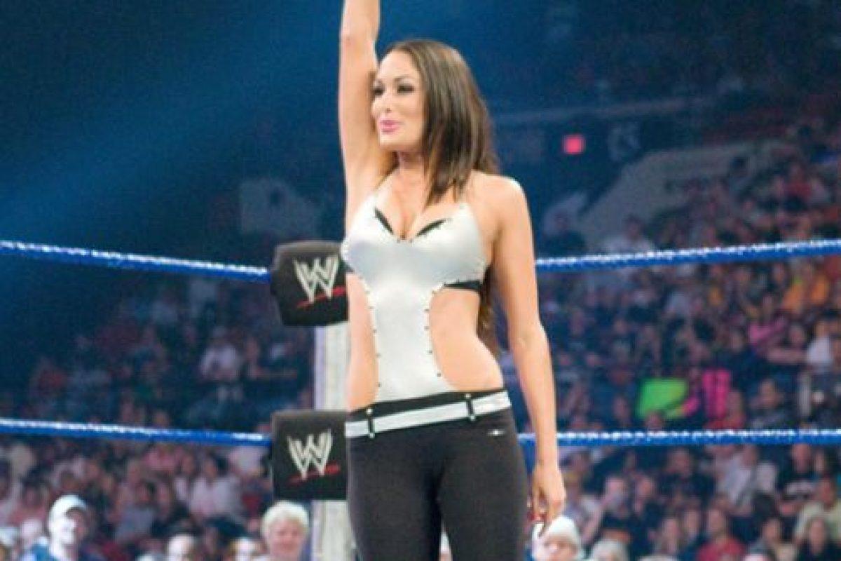 Brie Bella debutó en 2008 Foto:WWE. Imagen Por: