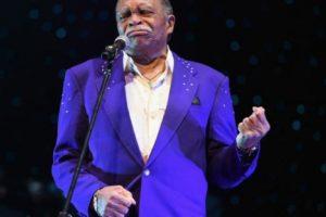 Otis Clay, el amante del Blues murió el 8 de enero a los 73 años. Foto:Getty Images. Imagen Por: