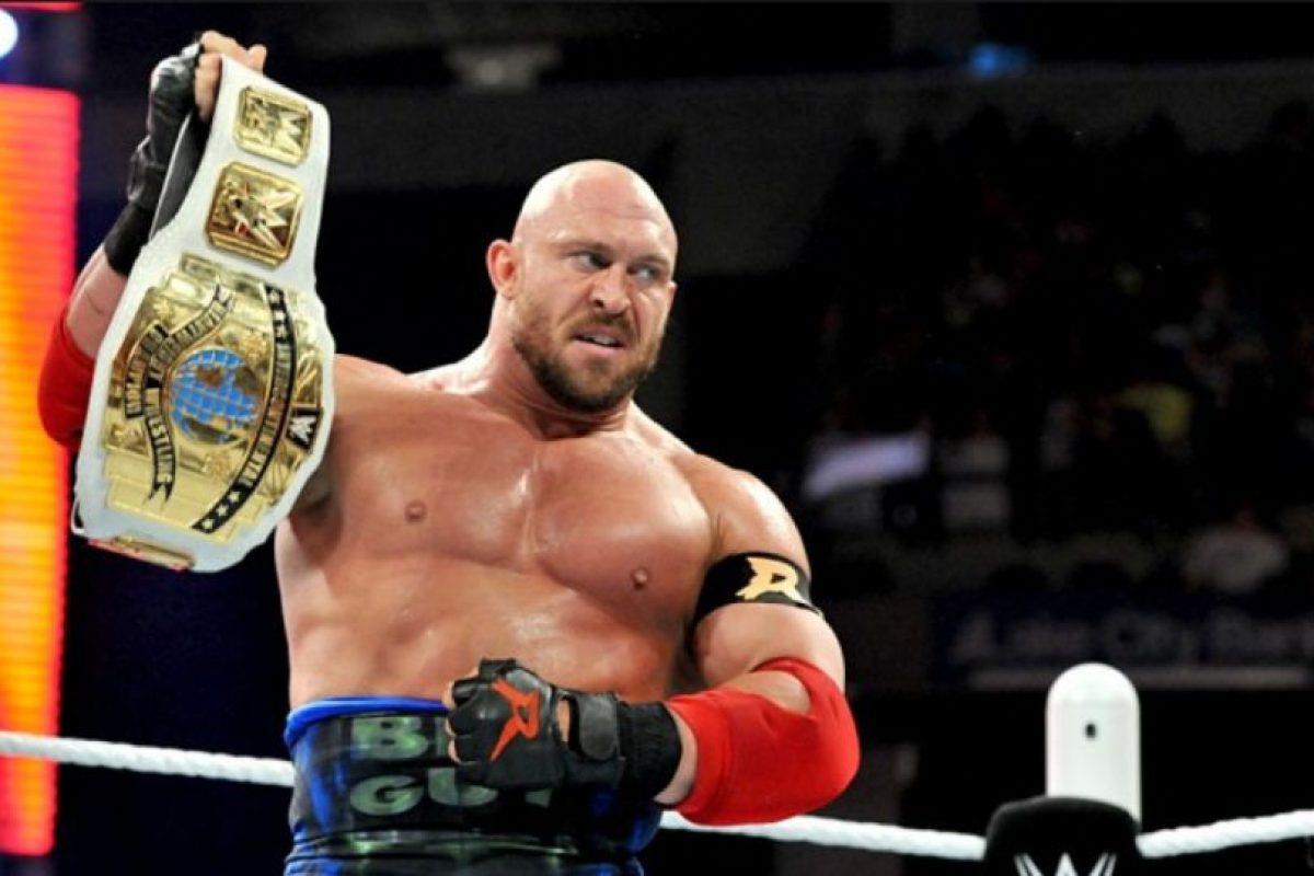 Una vez más ante Ryback Foto:WWE. Imagen Por: