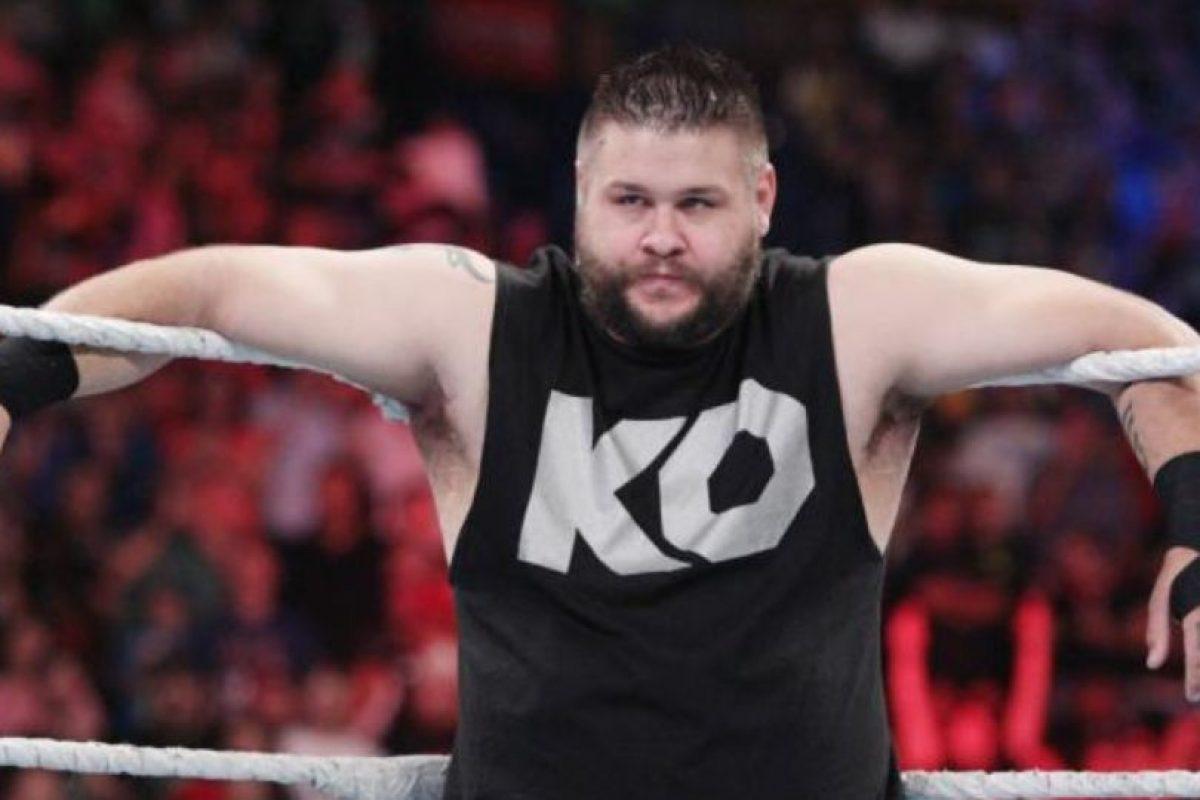 Se medirá con Kevin Owens Foto:WWE. Imagen Por: