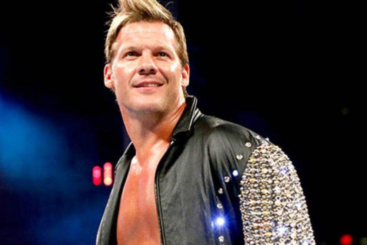 Chocará con Chris Jericho Foto:WWE. Imagen Por: