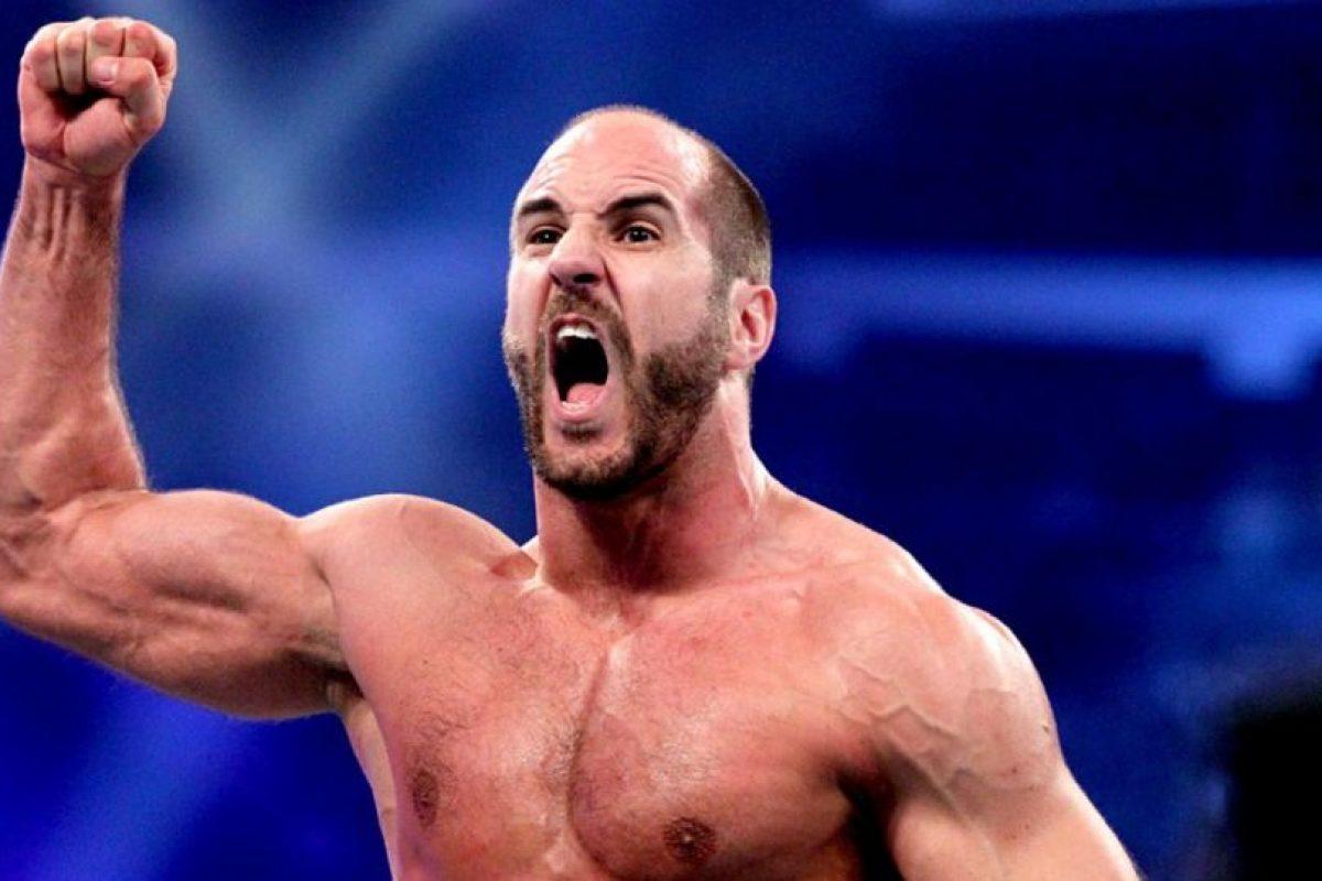Cesaro Foto:WWE. Imagen Por: