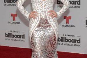 Daniela Navarro, con un homenaje al art decó. Foto:vía Getty Images. Imagen Por: