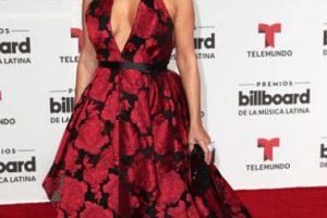Sabrina Seara, con una gran elección. El estampado realza su belleza. Foto:vía Getty Images. Imagen Por: