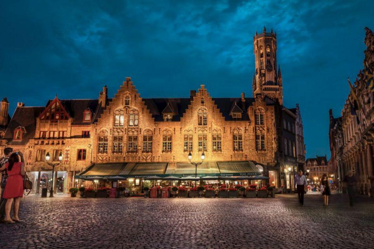 4. Bélgica Foto:vía Getty Images. Imagen Por: