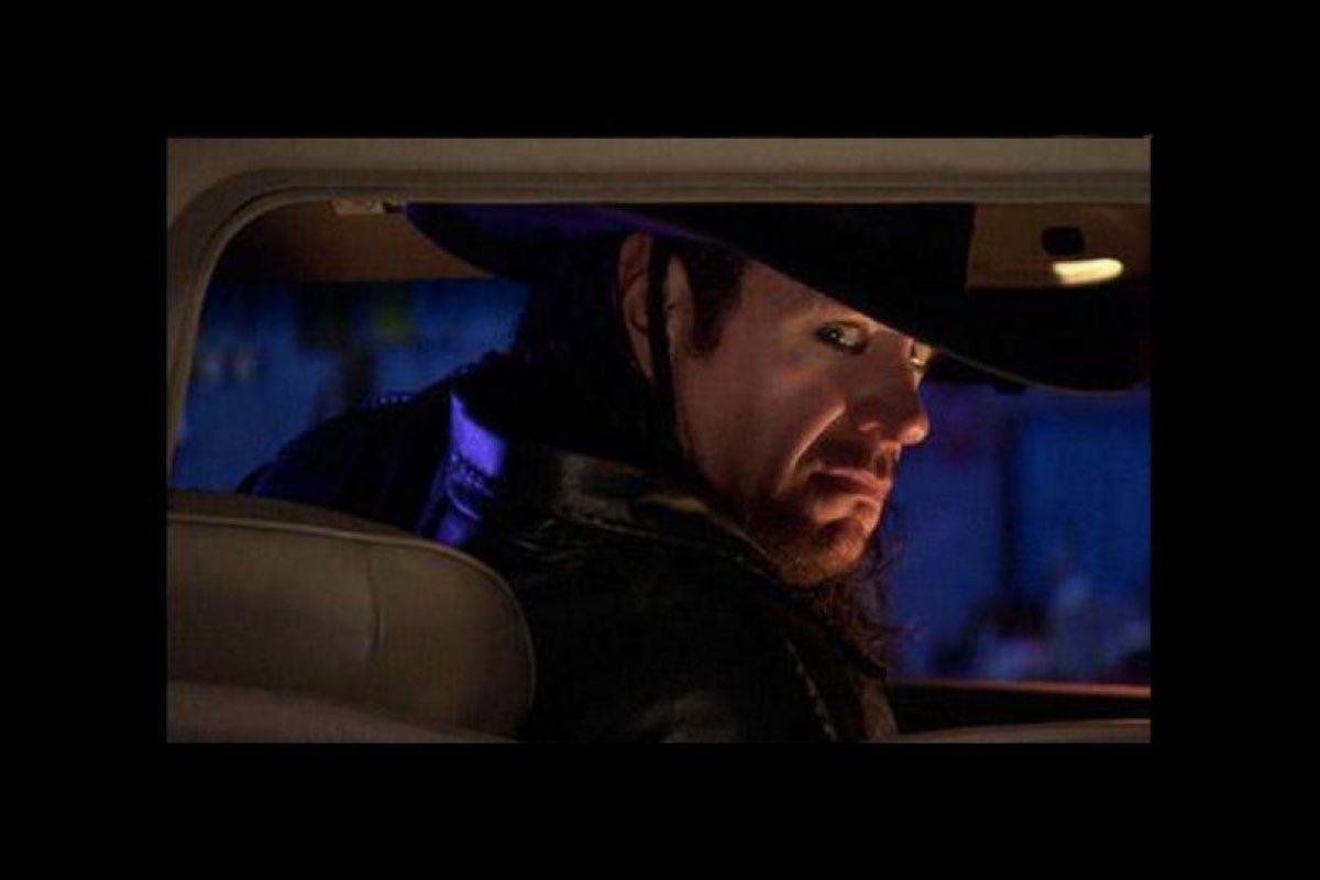 Undertaker tiene 51 años Foto:Vía twitter.com/WWEMarkWCalaway. Imagen Por: