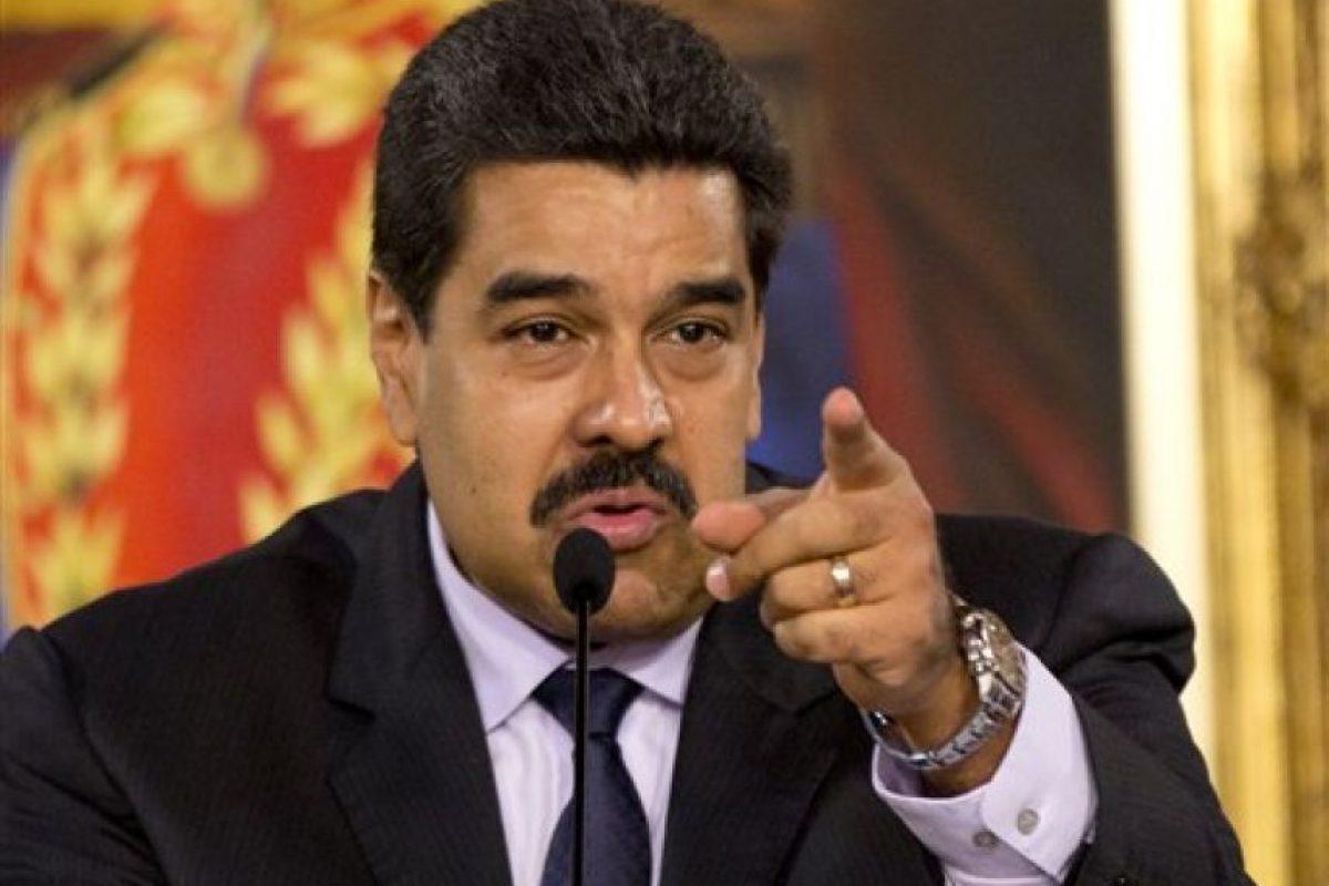El mandatario quiere que lo dejen tranquilo. Foto:AP. Imagen Por:
