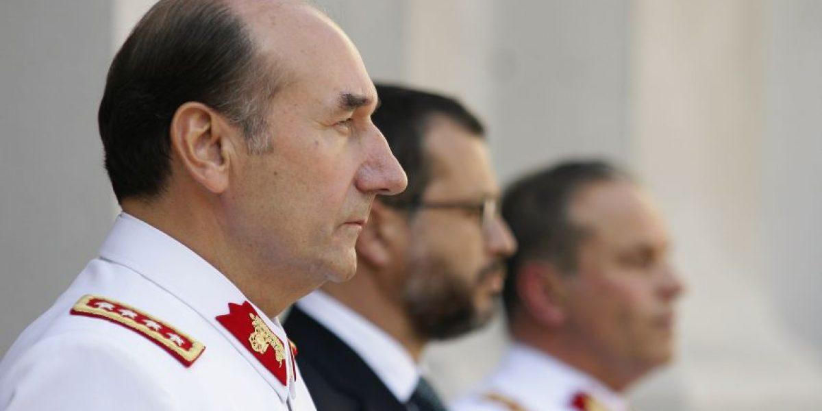 Justicia citará a declarar a ex comandante en jefe del Ejército