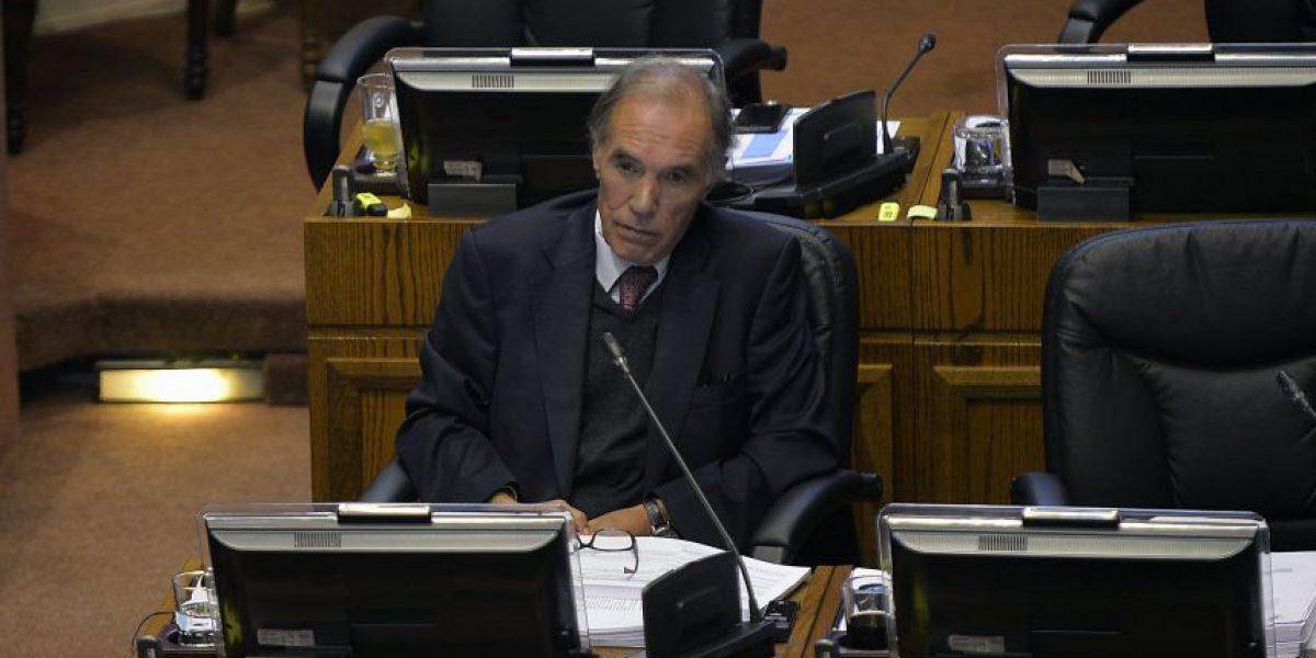 Corte Suprema ratifica desafuero a senador Jaime Orpis por caso Corpesca