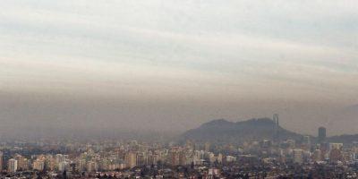Intendencia declara alerta ambiental para la Región Metropolitana por mala calidad del aire