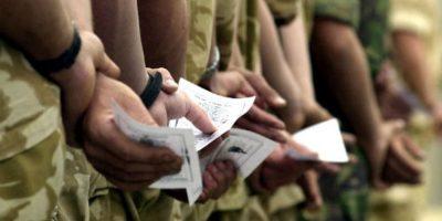 Filtran fotografías sin ropa de postulantes al Ejército Argentino